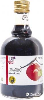 Соус соевый La Finestra Tamari Bio органический 500 мл (8017977002373)