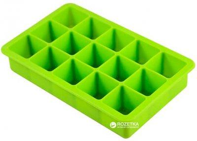 Форма для льда Maestro 19 х 12 х 3.6 см Зеленая (MR1179)