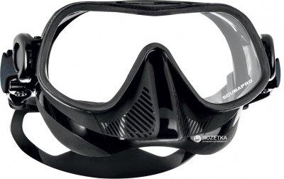 Маска Scubapro Steel Pro Черная (24.109.100)