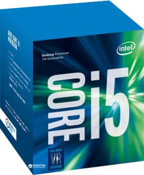 Процесор Intel Core i5-7400 3.0GHz/8GT/s/6MB (BX80677I57400) s1151 BOX