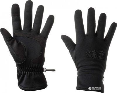 Рукавиці Jack Wolfskin Dynamic Touch Glove 1903152-6000 XS (4052936939813)