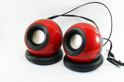 Компьютерные колонки акустика Dellta NP USB 2.0 E116