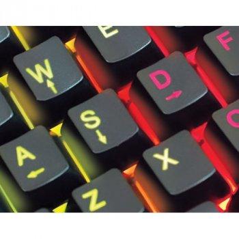 Дротова клавіатура Real-El Gaming 8900 RGB Macro USB Б/У