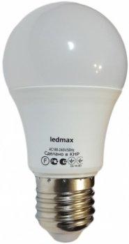 Лампа LED LEDMAX BULB9W 9w E27