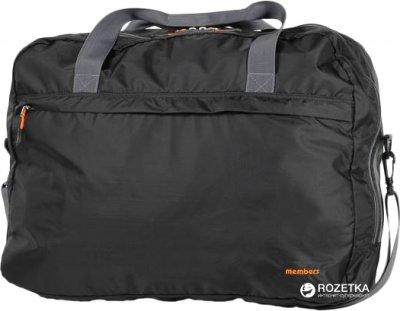Дорожная сумка Members Foldaway Holdall Medium 40 Black (923569)