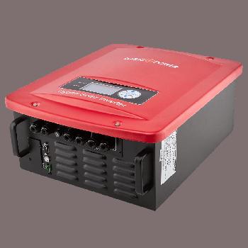 ИБП LogicPower LP-GS-HSI 3000W 48v МРРТ PSW гібридний з правильною синусоїда