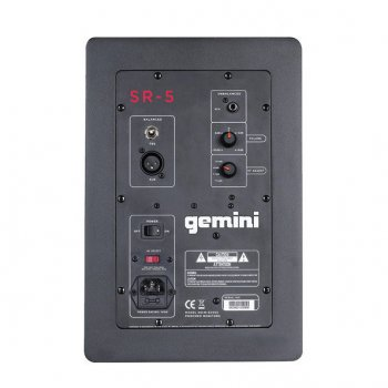 Акустическая система (монитор студийный) Gemini SR-5