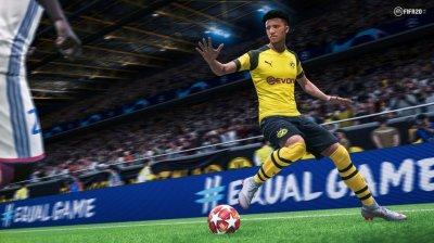 FIFA 20 (Switch, русская версия)