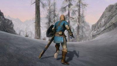 The Elder Scrolls V Skyrim (Switch, русская версия)