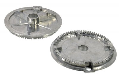 Горелка для газовой плиты Greta (Дружковка) h=22 mm d=101 mm