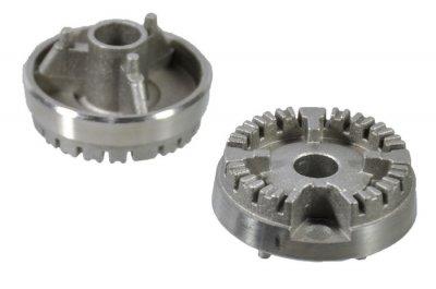 Горелка для газовой плиты Greta h=25 mm d=50 mm