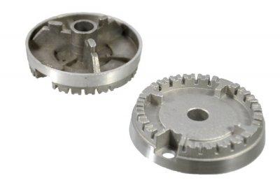 Горелка для газовой плиты Greta h=25 mm d=69 mm
