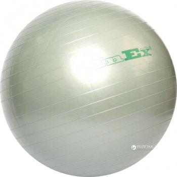 Гімнастичний м'яч Inex Swiss Ball 65 см Silver (INBU26SL6500)