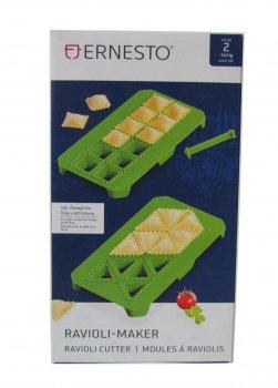 Комплект форм для пельменей Ernesto 25х14см Зеленый 000008107