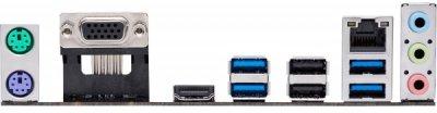 Мат. плата MB Asus PRIME A320M-K (A320/sAM4/2xDDR4 3200(OC)/1хРСІе x16/2хРСІе x1/1x M. 2 Socket 3/4xSATA3/RAID 0,1,10/GLan/D-Sub, HDMI, 4xUSB3.1, 2xUSB3.0/Audio 8Ch/mATX)