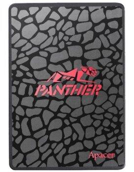 "Твердотільний диск SSD 2.5"" 240GB Apacer AS350 Panther TLC, SATA 6Gb\s, Sequential Read/Write 540/510 MB/sec 7mm (AP240GAS350-1)"