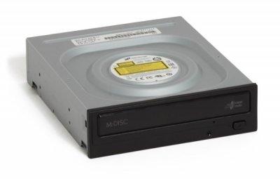 Оптичний привід внутрішній DVD+/-RW HITACHI-LG GH24NSD5 SATA bulk Black Super Multi DVD Rewriter