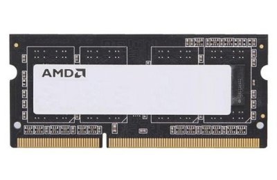 Пам'ять SoDDR3 4GB AMD 1600MHz PC3-12800 1.35 V (R534G1601S1SL-U)