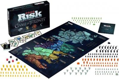 Настільна гра Winning Moves Risk Game of Thrones (024518) (5036905024518)