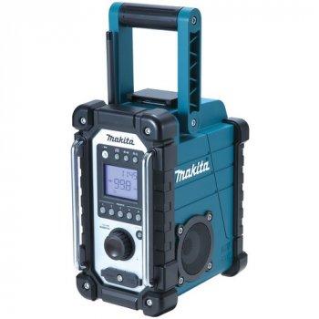 Акумуляторний радіоприймач MAKITA DMR107 (WY36dnd-178376)