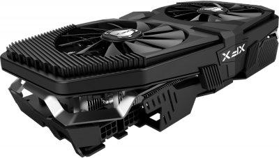 XFX PCI-Ex Radeon RX 5700 XT RAW II 8GB GDDR6 (256bit) (1605/14000) (HDMI, 3 x DisplayPort) (RX-57XT8OFFR)