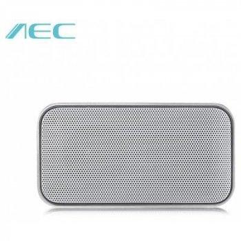 Колонка бездротова Bluetooth блютуз фірми AEC металева AEC