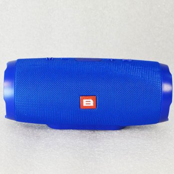 "Колонка Bluetooth ""B"" Charge 3+ Синий"