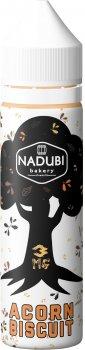 Рідина для електронних сигарет Cinematic Nadubi Accorn Biscuit 3 мг 60 мл (Бісквіт зі смаженим жолудем) (CI-AB-60-3)