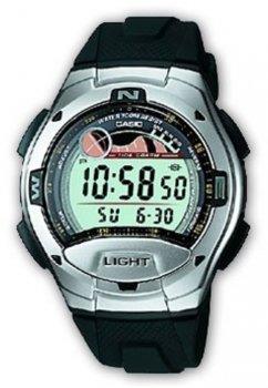 Чоловічий годинник Casio W-753-1A