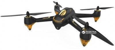 "Квадрокоптер Hubsan H501S FPV c GPS и монитором 4.3"" Черный(6922572403871)"