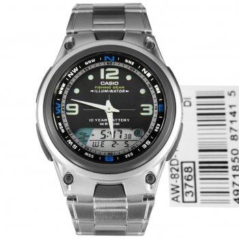 Наручний годинник Casio AW-82D-1AVEF