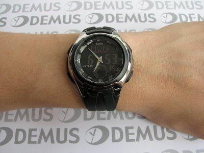 Наручний годинник Casio AQ-160W-1BVEF