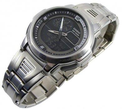 Наручний годинник Casio AQF-102WD-1BVEF