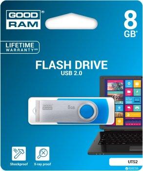 Goodram Twister 8GB Blue (UTS2-0080B0R11)