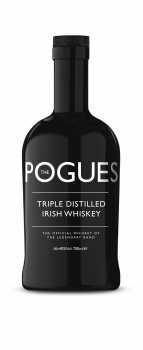 Виски The Pogues Irish Whiskey 0.7 л 40% (5011166055709)