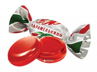 Карамель леденцовая Roshen Карамелькино Барбарис 1 кг (4823077607493)