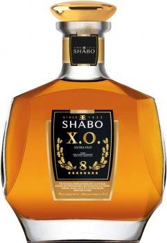 Бренді витриманий Shabo Х.О 8 років витримки 0.5 л 40% (4820070408447)