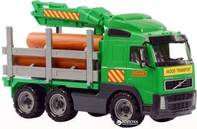 Автомобиль-лесовоз Polesie (Полесье) Volvo (8756)