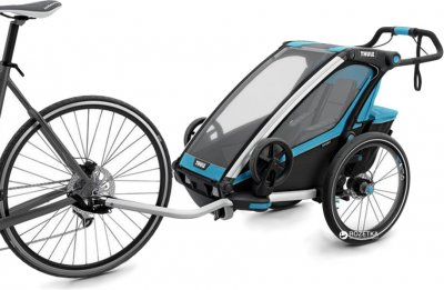 Коляска Thule Chariot Sport 1 Blue (TH10201013)