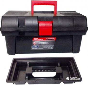 "Ящик для инструментов Haisser Stuff Basic 16"" 415 x 226 x 200 мм (65561)"