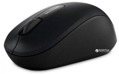 Миша Microsoft Mobile 3600 Bluetooth Black (PN7-00004)