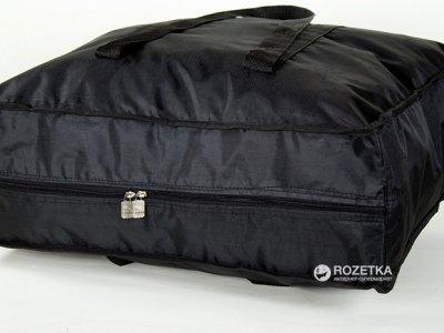 Дорожная сумка Traum 69х51х23 см Black (7073r)