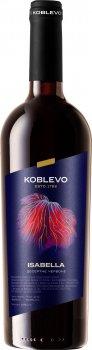 Вино Коблево Бордо Ізабелла червоне солодке 0.75 л 16% (4820004922322)