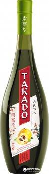 Вино Takado Айва біле десертне 0.7 л 11% (4820004924395)