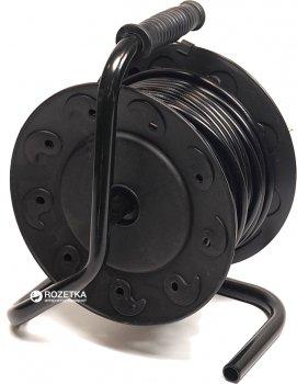 Подовжувач на котушці PowerPlant 20 м 4 розетки (PPRA10M200S4)