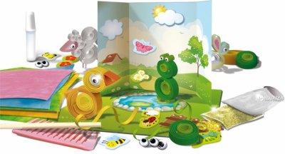 Набор для творчества Lisciani Giochi I'm Creative Квиллинг (47680)