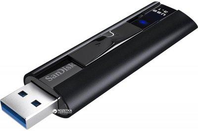 SanDisk Extreme Pro USB 3.1 128GB Black (SDCZ880-128G-G46)