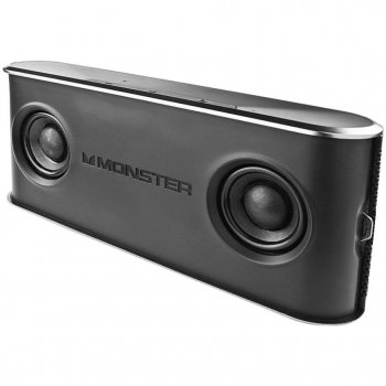 Портативная колонка Monster Mobile ClarityHD Micro Bluetooth Speaker - Black (MNS-133266-00)