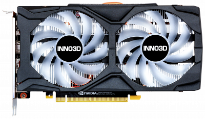 INNO3D PCI-Ex GeForce GTX 1660 Super Twin X2 OC RGB 6GB GDDR6 (192bit) (1815/14000) (HDMI, 3 x DisplayPort) (N166S2-06D6X-1712VA15LB)