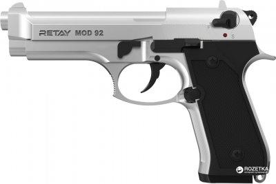 Стартовий пістолет Retay MOD 92 9 мм Chrome (11950321)